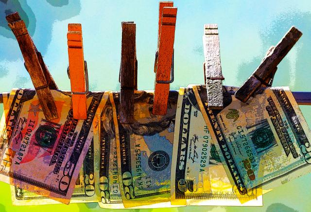 How Your Dirty Money Can Get Clean