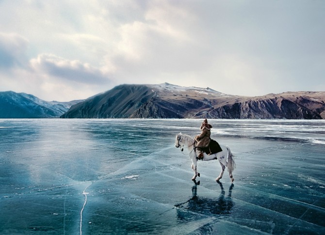 6 Amazing Photos of Lake Baikal in Russia