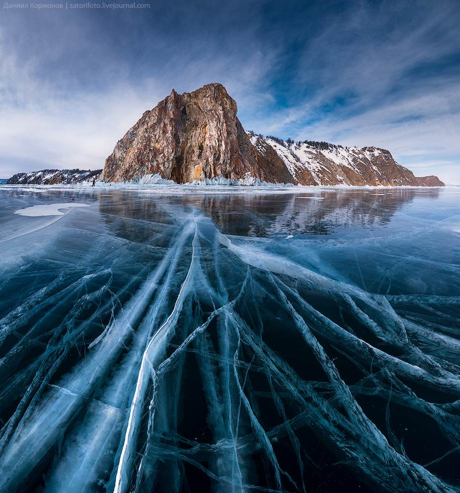 6 Amazing Photos of Lake Baikal in Russia | Cristina's Ideas