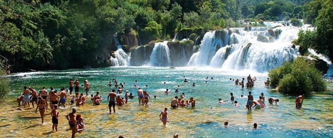 Skradinski Buk Croatia