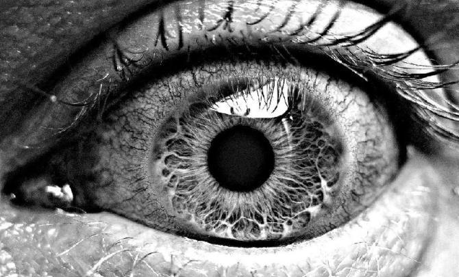 Black and White Photography Interesting Eye