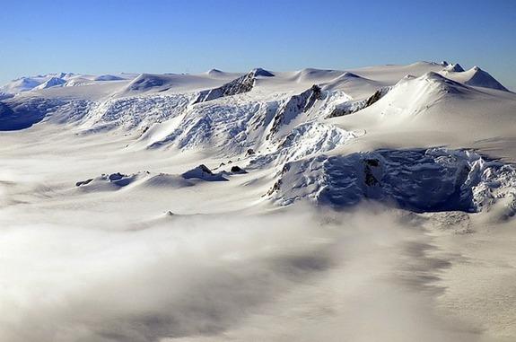 Changing Lake Antarctica