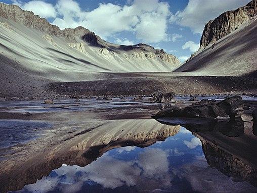 Don Juan Pond Antarctica