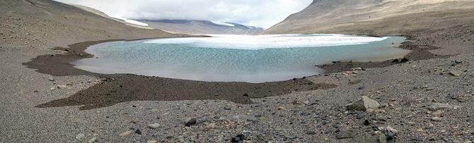 Lake Bonney Antarctica