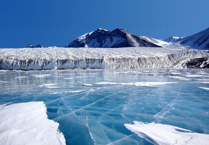 Lake Fryxell Antarctica