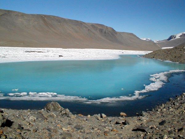 Lake Hoare Antarctica