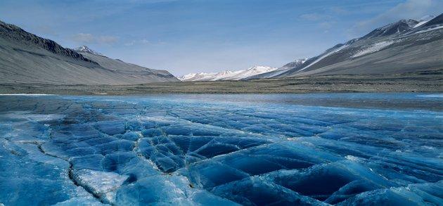 Lake Vanda Antarctica