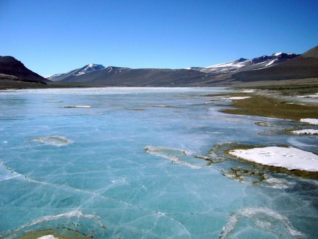 Lake Vida Antarctica