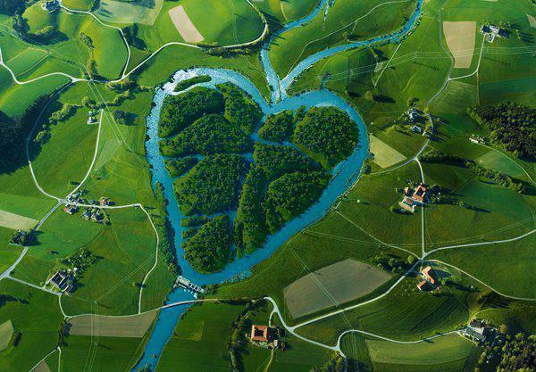 North Dakota - The Heart River