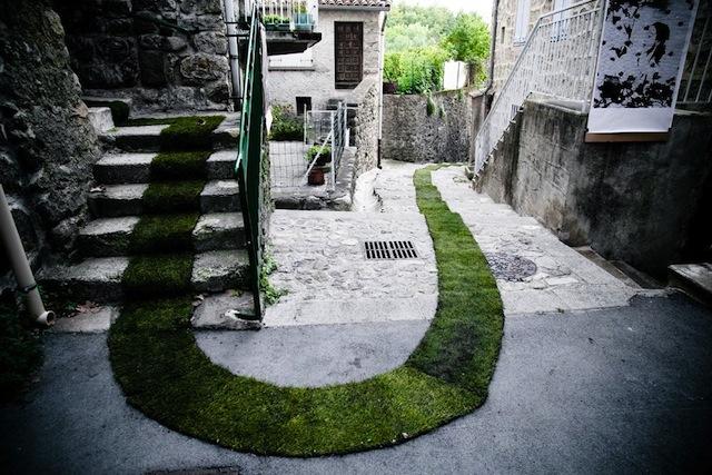 An amazing photo of Gaelle Villedary's Street Art