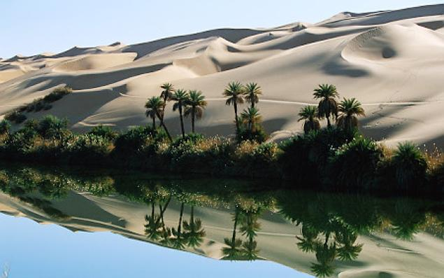 9 Most Beautiful Oases in The World | Cristina's Ideas Oasis Geography