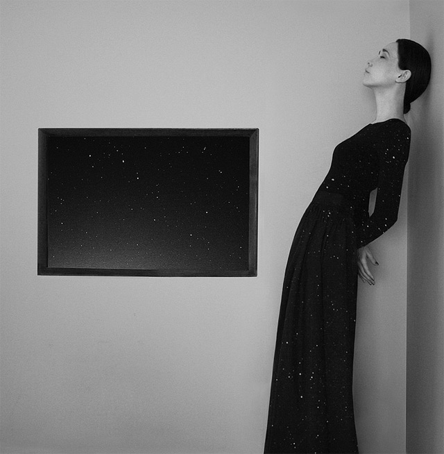 Black & White by Noell Oszvald