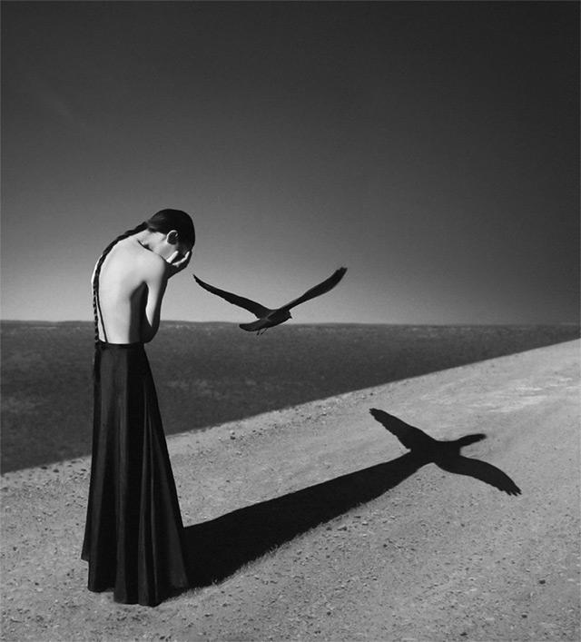 Black And White By Noell Oszvald