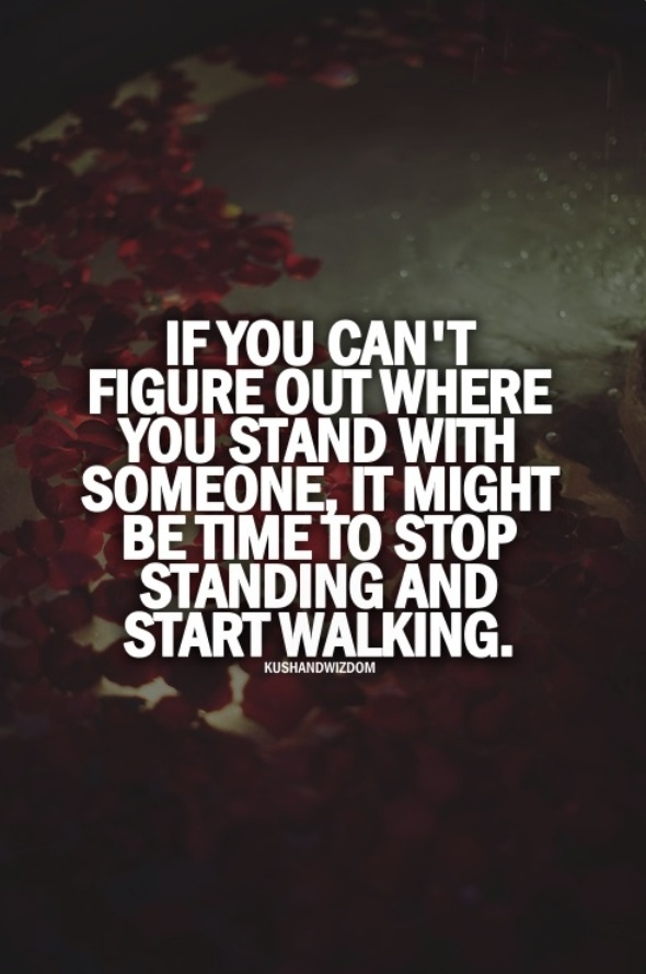 Start walking quote