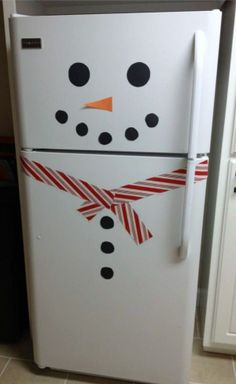DIY Fridge Decoration