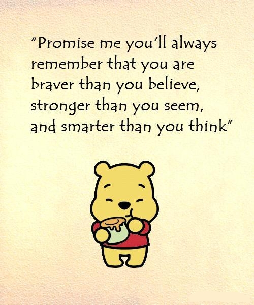 Life Lessons From Winnie The Pooh: Part 2  Cristinas Ideas