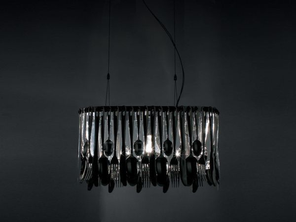 hungry suspension chandelier