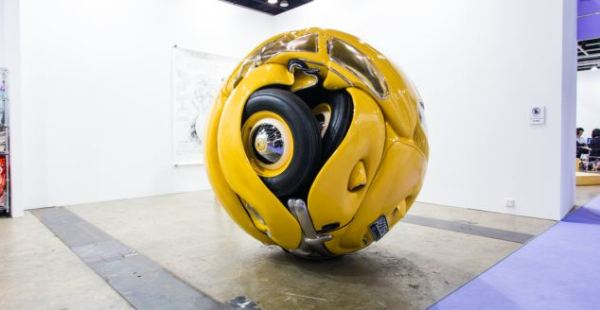 Beetle Sphere in Mondecor Gallery