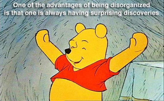 Nice quote by Winnie The Pooh