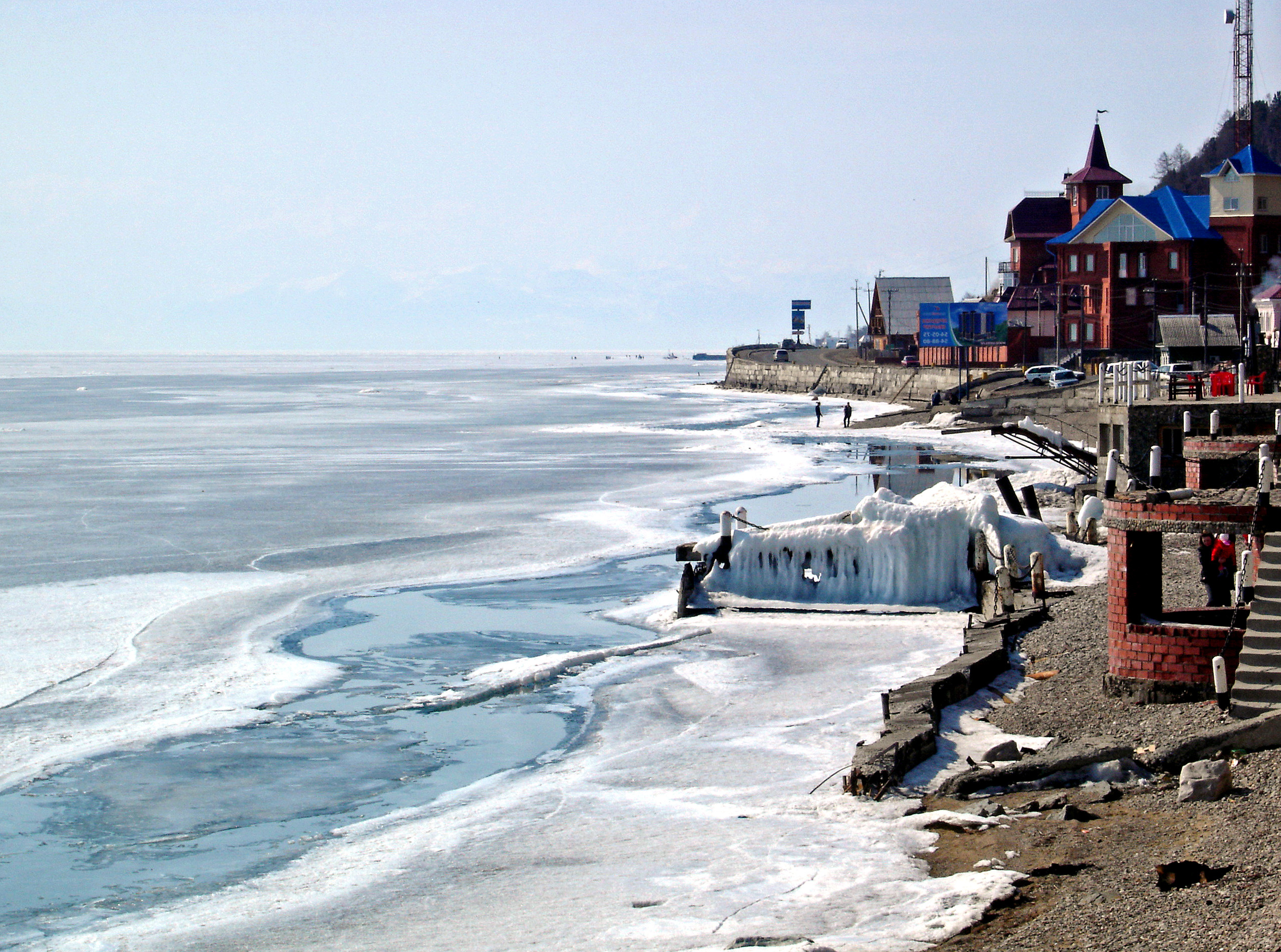 Clearest Water In The World 5 Stunning Photos Of Lake Baikal In Siberia Cristina S Ideas