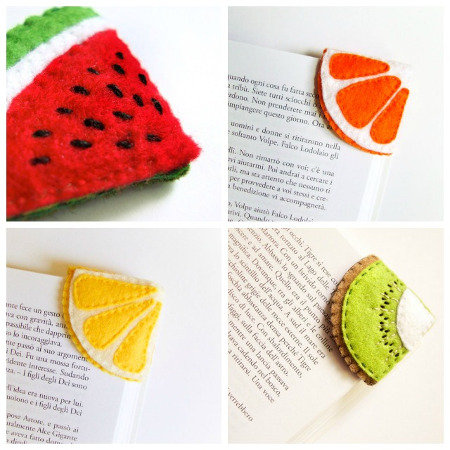 Difficult DIY Corner Bookmark Projects