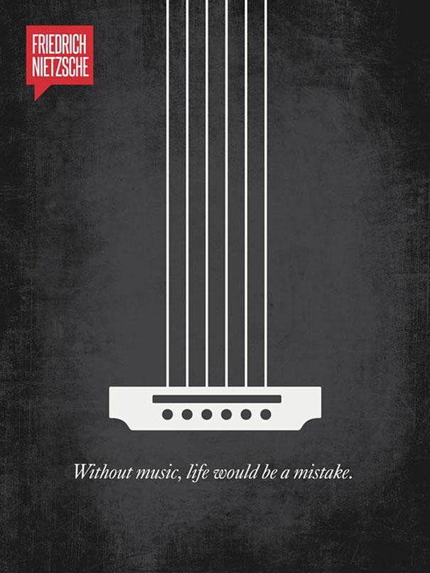Friedrich Nietzsche Quote About Music