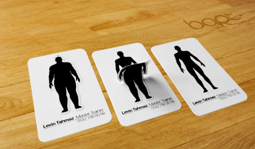 Trainer Business Cards