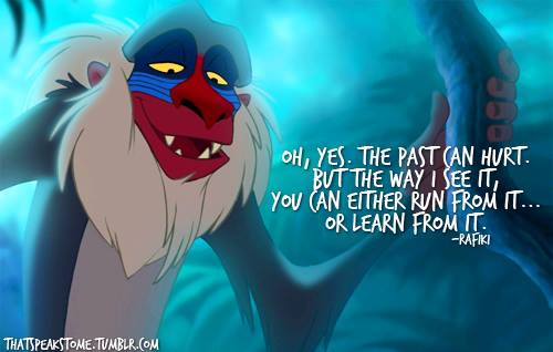 Quote From The Lion King