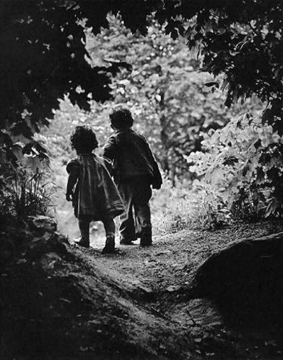 paradise garden by eugene smith