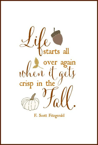 Quote by Fitzgerald