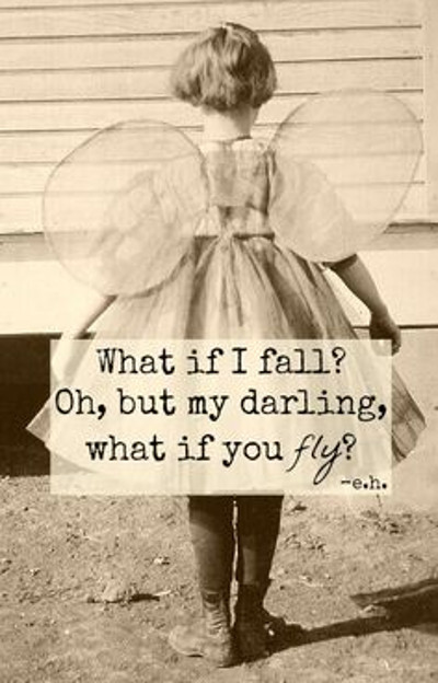 What If You Fly Quote