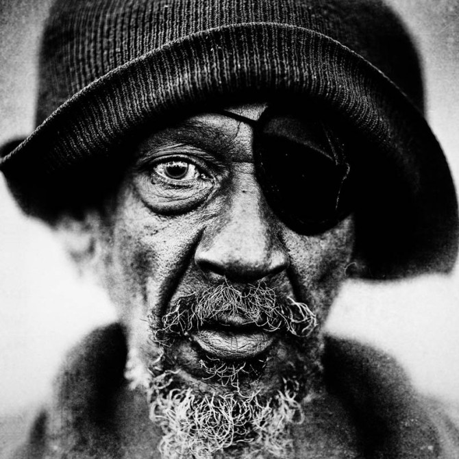 homeless black people by lee jefffries