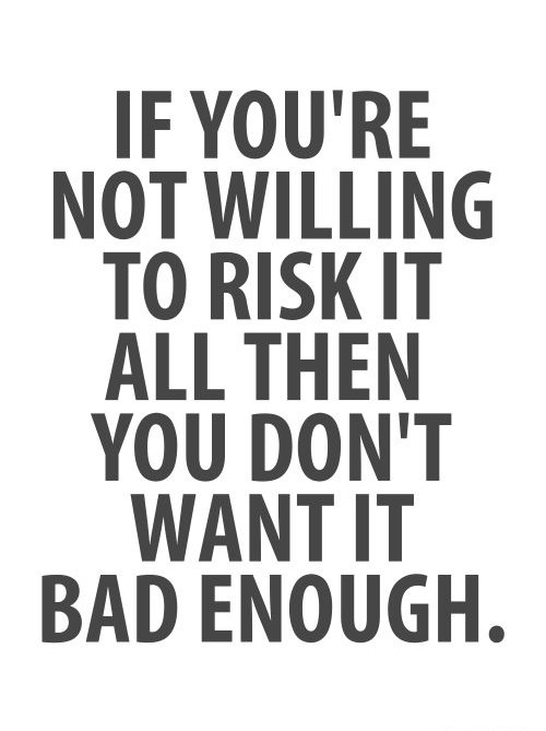 If You Want It You Will Get It