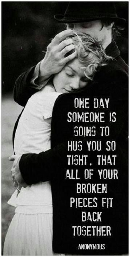 hug you quote