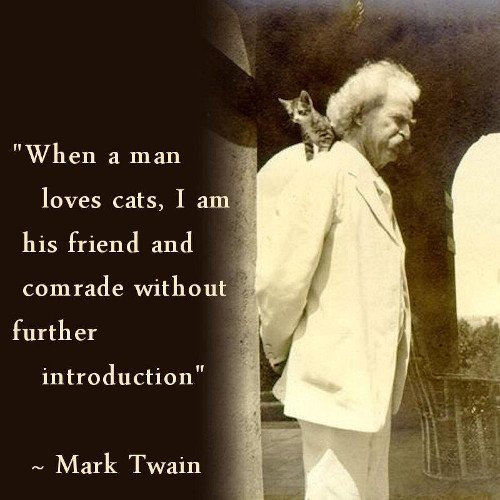 thoughts by mark twain